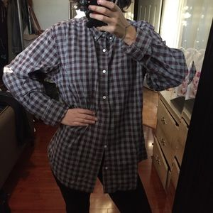 Other - Men's XL Arizona checkered Button Up